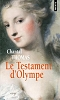Le Testament d'Olympe<br>Chantal Thomas
