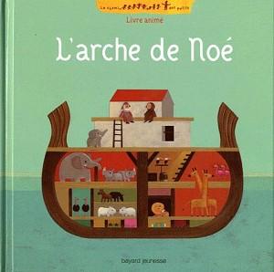 L 39 arche de noe noah 39 s ark pop up book for children in for Tableau de l arche de noe