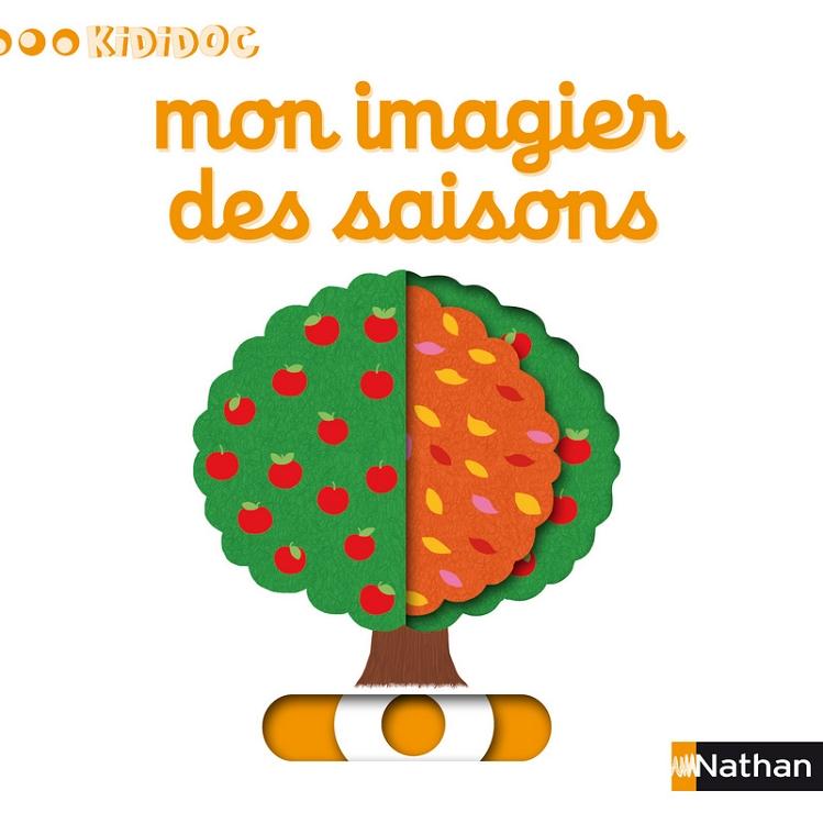 Mon Imagier Des Saisons