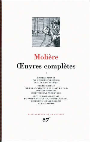 Oeuvres complètes : Tome 1 (Leather-Bound Hardcover)<br>Molière