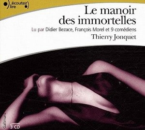 Le manoir des immortelles CD