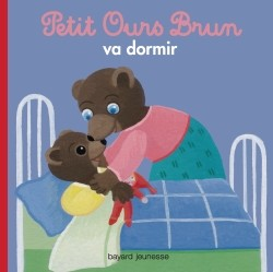 Petit ours brun va dormir pob series poche series in the french language - Petit ours brun piscine ...