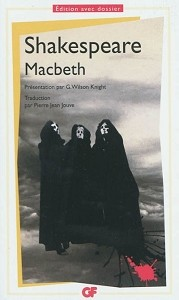 Macbeth (French Language Edition)<br>William Shakespeare