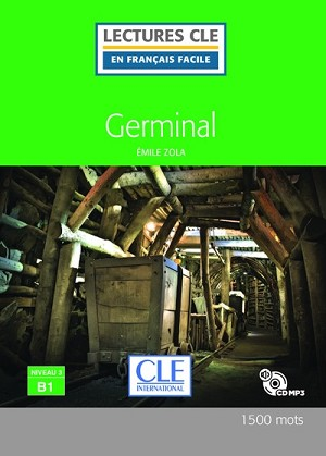 Germinal (1 livre + 1 MP3 CD)