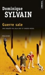 Guerre sale<br>Dominique Sylvain