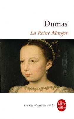 La Reine Margot (livre de poche edition) <br>Alexandre Dumas (DISCOUNTED COPY)