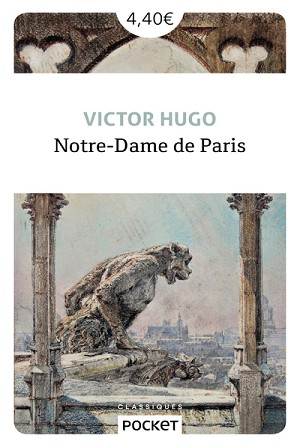 Notre-Dame de Paris (Pocket edition)<br>Victor Hugo