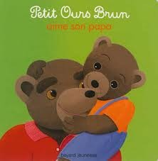 Petit Ours Brun aime son papa<br>Boardbook