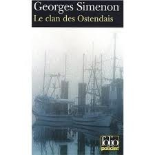 Georges Simenon Collection Set 1
