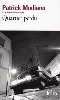 Quartier Perdu<br>Patrick Modiano