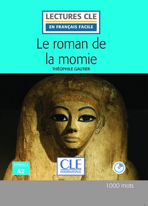 Le roman de la momie (1 livre + 1 AUDIO CD)