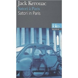 Satori à Paris / Satori in Paris<br>Jack Kerouac