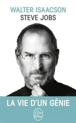 Steve Jobs in French<br>Walter Isaacson