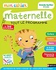 Mon cahier maternelle - Grande Section - 5/6 ans