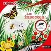Les Insectes - Kididoc Livre Pop-up -NEW!