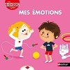 Mes émotions - Kididoc Livre Pop-up