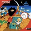 Les pirates - Kididoc Livre Pop-up