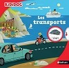 Les transports- Kididoc Livre Pop-up