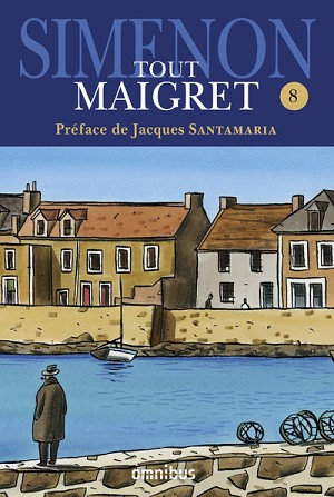 Tout Maigret Tome 8<br>Georges Simenon